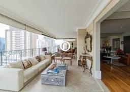 Apartamento para alugar com 4 dormitórios em Vila nova conceição, São paulo cod:RE17829