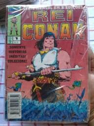 Título do anúncio: Coleção REI CONAN!