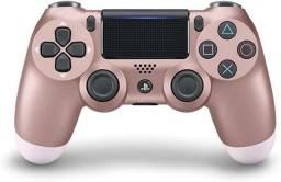 Título do anúncio: Controle PS4 Dualshock4 Rose Gold - Entrega Grátis!!!