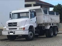Título do anúncio: Caminhão Mercedes Benz 1620 Caçamba - Leia o Anúncio