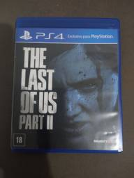 Jogo the last of us 2 e spider - men