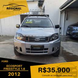 EcoSport FREESTYLE 1.6 16V Flex 5p Z 2