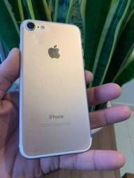 iPhone 7 32g Gold rose lindo!