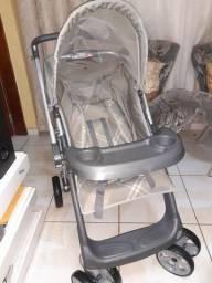 Carrinho de bebê da marca Burigotto AT6 NOVOOO.