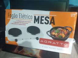 Fogão Elétrico com 2 pratos Agratto
