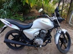Título do anúncio: Moto150cc ano 2013shineray igual a Honda titan
