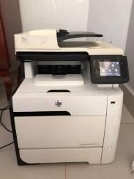 Título do anúncio: vendo maquina de transfer 360 + impressora