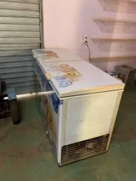 Título do anúncio: 2 Freezer horizontal 220w