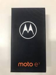 Moto e7 64GB cinza metálico
