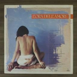 Título do anúncio: LP Disco De Vinil Vários Artistas - L'Ora Dell'Amore (Coletânea de músicas italianas)
