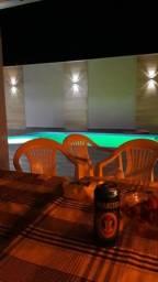 Título do anúncio: Casa com piscina e área de lazer !