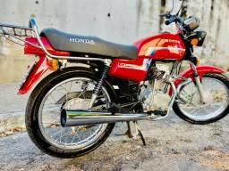 CG125 1983/1983 100% Restaurado.! R$ 6.200,00