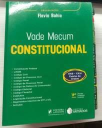 Vade Mecum Constitucional Flavia Bahia