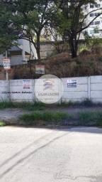 Título do anúncio: Lote para Venda em Belo Horizonte, CASTELO