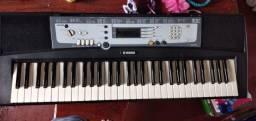 teclado com defeito Yamaha