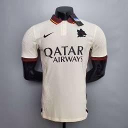 Camisa Roma versão jogador oficial