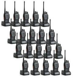 20 Unidade De Rádio Comunicador WalkTalk bf-777s
