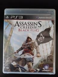 Assassin's Creed IV Black Flag - PS3 (usado)