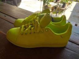 Título do anúncio: Adidas Stan Smith EDIÇÃO LIMITADA ORIGINAL