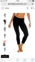 Vendo legging preta exercício nova PP