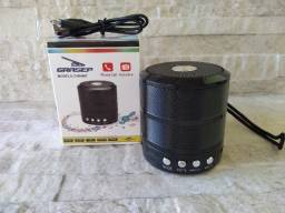 Título do anúncio: Caixinha Som Portátil Bluetooth Mp3 Fm Sd Usb