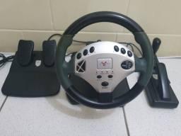 Volante Integris PS8288J - PS1/PS2/PC