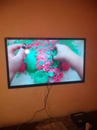 Vendo tv nova 40 polegadas digital mais
