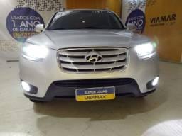 Título do anúncio: Hyundai Santa Fe 3.5 MPFI V6 24V 285CV GASOLINA 4P AUTOMATICO
