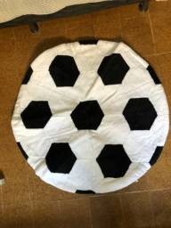 Título do anúncio: Tapete bola de futebol (antiderrapante) NOVO