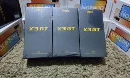 Título do anúncio: Poco X3 GT 128Gb/8Gb e 256Gb/8Gb branco - lacrados + garantia @xiaomiolindaa