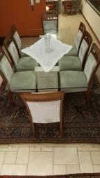 Cadeiras (08) para Sala de Jantar (Leia com atenção o anúncio)
