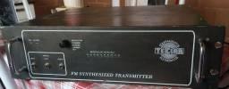 Transmissor de FM teclar 100watts