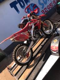 Título do anúncio: Crf 250R 2009 moto de trilha