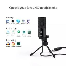 Título do anúncio: Microfone fifine USB k669