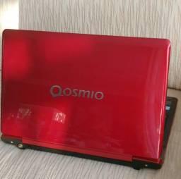 Notebook Qosmio F60-13T adquirido em Portugal -i7, 8Gb, GT 330M- Ler anuncio
