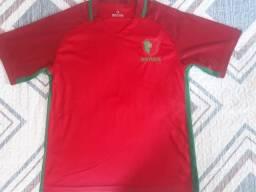 Título do anúncio: Camisa Oficial da seleção Portugal