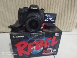 Câmera cano T6i