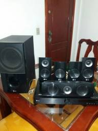 Home theater LG 5.1