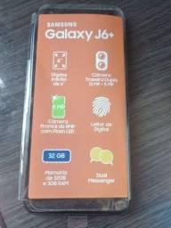 J6 Plus 32 GB Azul Marinho Novo - 51.99717.1133 Whats.