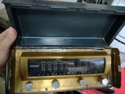 Título do anúncio: Rádio antigo Broadcast