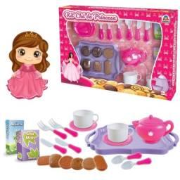 Título do anúncio: Kit Cozinha Divertida Chá da Princesa Menina