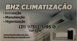 Bhz climatização