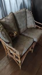 Título do anúncio: Assento/Sofá/ Bambú Artesanal