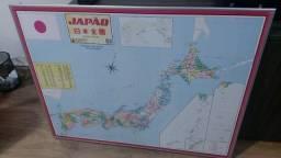 Título do anúncio: vendo mapa do japão