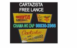 cartazista freelance