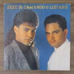 Título do anúncio: LP Disco De Vinil - Zezé Di Camargo & Luciano (1992) *excelente