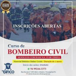 Curso Bombeiro Civil