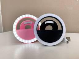 Self ring light