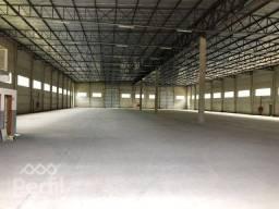 Galpão para alugar, 9825 m² - Caixa D' Água - Guaramirim/SC