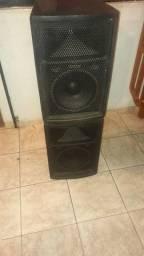 Caixas NCA 250 wats par 400 reais